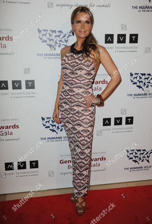 Tamara Henry arrives at the 2013 Genesis Awards Benefit Gala at The Beverly Hilton on in Los Angeles
