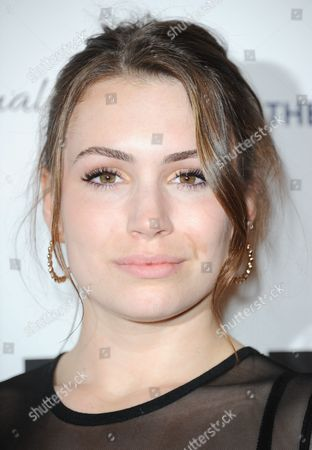 Sophie Tweed-Simmons arrives at the 2013 Genesis Awards Benefit Gala at The Beverly Hilton on in Los Angeles