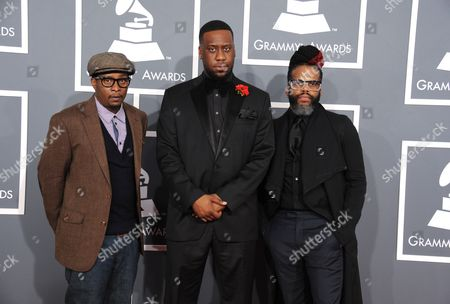Editorial picture of 2013 Grammy Awards Arrivals, Los Angeles, USA