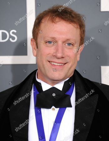 Charles Bruffy arrives at the 55th annual Grammy Awards, in Los Angeles