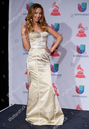 Editorial image of 2013 Latin Grammy Awards - Arrivals, Las Vegas, USA