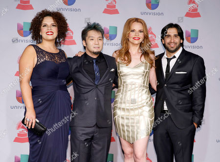 Editorial picture of 2013 Latin Grammy Awards - Arrivals, Las Vegas, USA