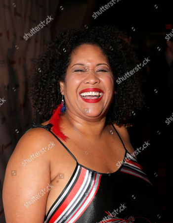 Kim Roberts attends the 2013 Producers Ball, at the Royal Ontario Museum, on Wednesday, September 4th, 2013 in Toronto, Canada