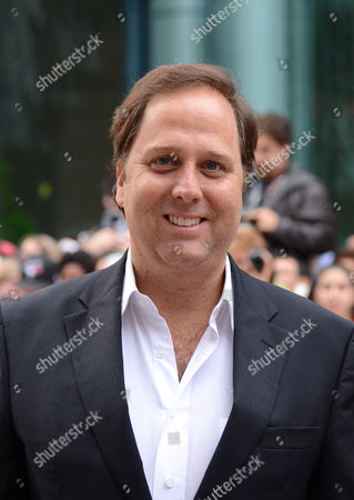 """Steve Traxler arrives at the premiere of """"August: Osage County"""" on day 5 of the Toronto International Film Festival at the Roy Thomson Hall, in Toronto"""