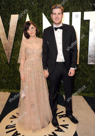 Editorial photo of 2013 Vanity Fair Oscars Viewing and After Party