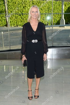 Editor-in-chief at Allure magazine Linda Wells at the 2014 CFDA Fashion Awards, on in New York