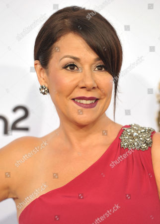 Stock Photo of Patricia Rae arrives at the NCLR ALMA Awards at the Pasadena Civic Auditorium, in Pasadena, Calif