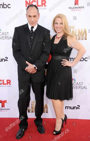 Editorial photo of 2014 NCLR ALMA Awards - Arrivals, Pasadena, USA