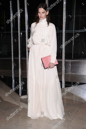 Amanda Murphy attends the 2015 CFDA Fashion Awards at Alice Tully Hall, in New York