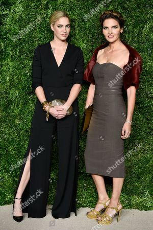 Editorial picture of 2015 CFDA/Vogue Fashion Fund Awards, New York, USA