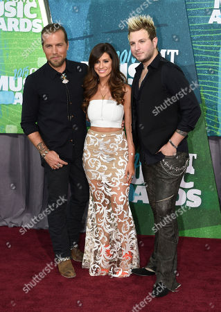 Editorial picture of 2015 CMT Music Awards - Arrivals, Nashville, USA
