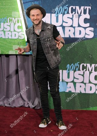 DJ Sinister arrives at the CMT Music Awards at Bridgestone Arena, in Nashville, Tenn