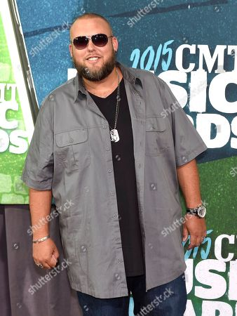 Stock Picture of Big Smo arrives at the CMT Music Awards at Bridgestone Arena, in Nashville, Tenn