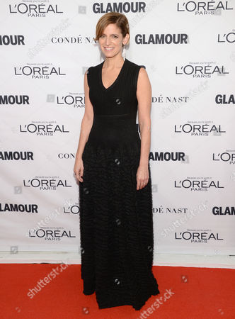Cynthia Leive, editor-in-chief, Glamour magazine, attends the 25th annual Glamour Women of the Year Awards at Carnegie Hall, in New York