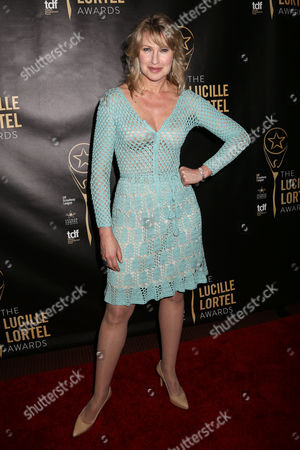 Luba Mason attends the 30th Annual Lucille Lortel Awards at the NYU Skirball Center, in New York