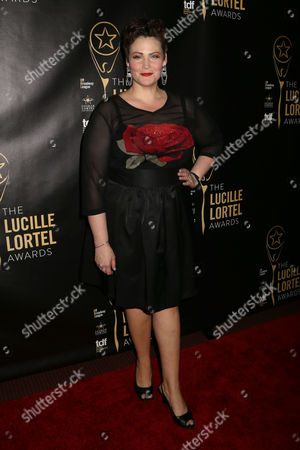 Lisa Howard attends the 30th Annual Lucille Lortel Awards at the NYU Skirball Center, in New York