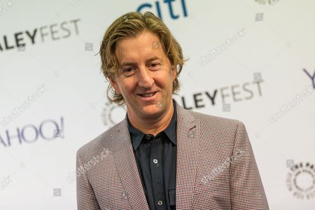 Stock Photo of Mike Sikowitz attends the at 2015 PaleyFest Fall TV Previews at The Paley Center for Media, in Beverly Hills, Calif
