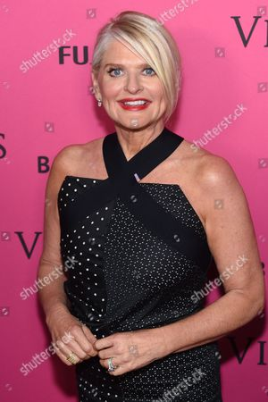 Stock Picture of Victoria's Secret CEO Sharen Jester Turney attends the 2015 Victoria's Secret Fashion Show After Party at Tao, in New York. The Victoria's Secret Fashion Show will air on CBS on Tuesday, December 8th at 10pm EST