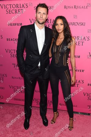 Editorial picture of 2015 Victoria's Secret Fashion Show - After Party, New York, USA