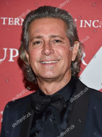 Carlos Souza attends The Fashion Group International's Night of Stars Gala at Cipriani Wall Street, in New York