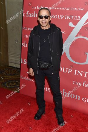 Stock Photo of Stephen Burrows attends The Fashion Group International's Night of Stars Gala at Cipriani Wall Street, in New York