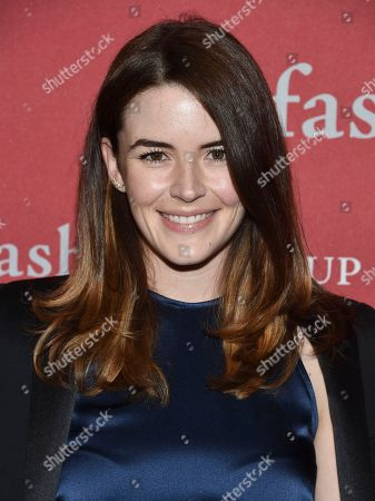Catherine Smith attends The Fashion Group International's Night of Stars Gala at Cipriani Wall Street, in New York
