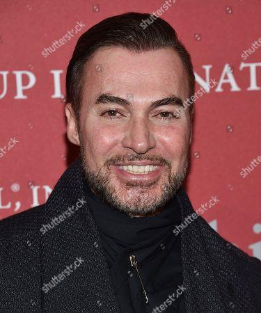 Editorial picture of 2016 Fashion Group International Night of Stars Gala, New York, USA