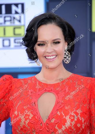 Editorial picture of 2016 Latin American Music Awards - Arrivals, Los Angeles, USA