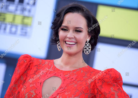 Editorial image of 2016 Latin American Music Awards - Arrivals, Los Angeles, USA