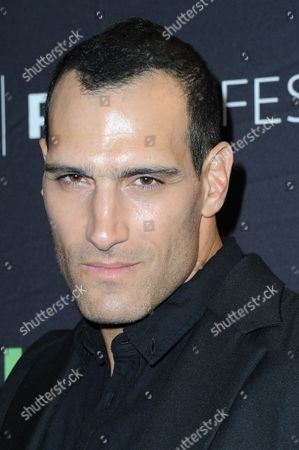 """Stock Picture of Marko Zaror attends the """"From Dusk till Dawn: The Series"""" screening and panel discussion at the 2016 PaleyFest Fall TV Previews, in Beverly Hills, Calif"""