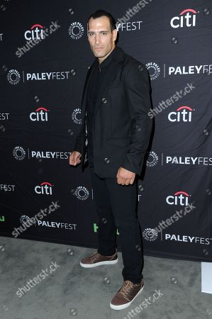 """Stock Image of Marko Zaror attends the """"From Dusk till Dawn: The Series"""" screening and panel discussion at the 2016 PaleyFest Fall TV Previews, in Beverly Hills, Calif"""