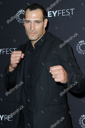 Editorial photo of 2016 PaleyFest Fall TV Previews - El Rey Network, Beverly Hills, USA