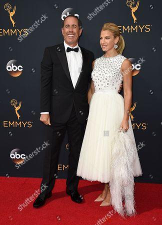 Editorial image of 2016 Primetime Emmy Awards - Arrivals, Los Angeles, USA