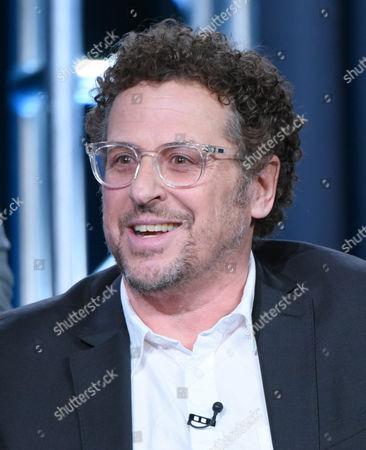 "Stock Image of Creator/executive producer Adi Hasak participates in the ""Shades of Blue"" panel at the NBCUniversal Winter TCA, Pasadena, Calif"