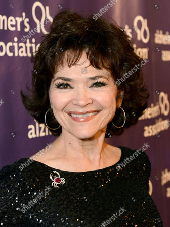 Stock Picture of Actress Linda Hart arrives at the 21st Annual 'A Night at Sardi's' to benefit the Alzheimer's Association at the Beverly Hilton Hotel on in Beverly Hills, Calif
