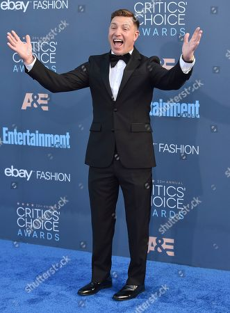 Editorial picture of 22nd Annual Critics Choice Awards - Arrivals, Santa Monica, USA