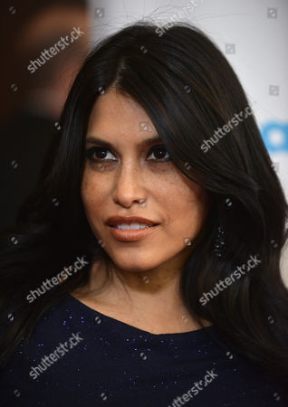 Stock Picture of Rachel Sterling arrives at the 25th Annual GLAAD Media Awards on