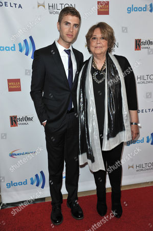 Editorial photo of 25th Annual GLAAD Media Awards, Beverly Hills, USA