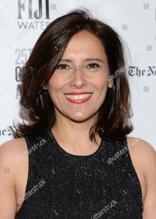 IFP executive director Joana Vicente attends The Independent Filmmaker Project's 25th Annual Gotham Independent Film Awards at Cipriani Wall Street, in New York