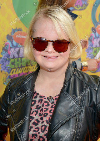 Editorial photo of 27th Annual Kids' Choice Awards - Red Carpet, Los Angeles, USA