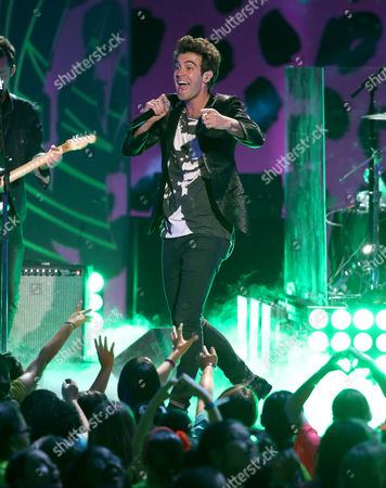 Editorial image of 27th Annual Kids' Choice Awards - Show, Los Angeles, USA
