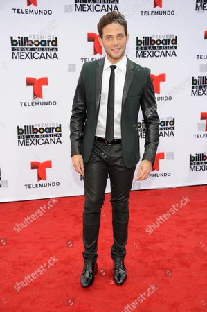 Gabriel Coronel arrives at the 3rd Annual Billboard Mexican Awards at The Dolby Theatre on in Los Angeles
