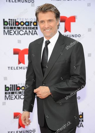 Juan Soler arrives at the 3rd Annual Billboard Mexican Awards at The Dolby Theatre on in Los Angeles