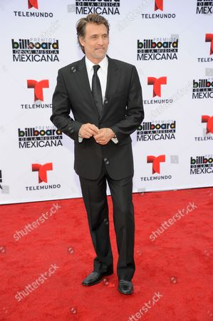 Stock Image of Juan Soler arrives at the 3rd Annual Billboard Mexican Awards at The Dolby Theatre on in Los Angeles
