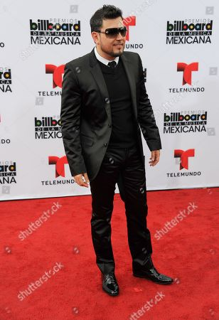 Roberto Tapia arrives at the 3rd Annual Billboard Mexican Awards at The Dolby Theatre on in Los Angeles