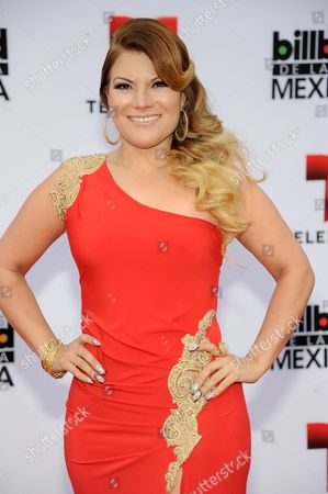 Diana Reyes arrives at the 3rd Annual Billboard Mexican Awards at The Dolby Theatre on in Los Angeles