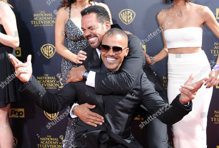 Editorial image of 42nd Annual Daytime Emmy Awards - Arrivals, Burbank, USA