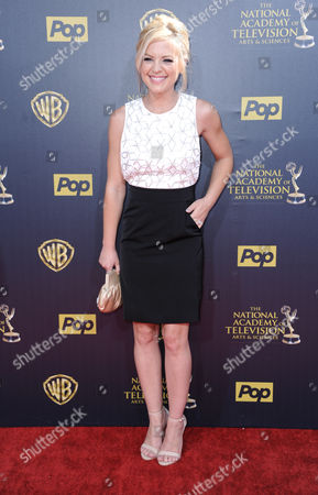 Editorial picture of 42nd Annual Daytime Emmy Awards - Arrivals, Burbank, USA