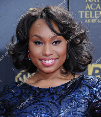 Angell Conwell arrives at the 42nd annual Daytime Emmy Awards at Warner Bros. Studios, in Burbank, Calif