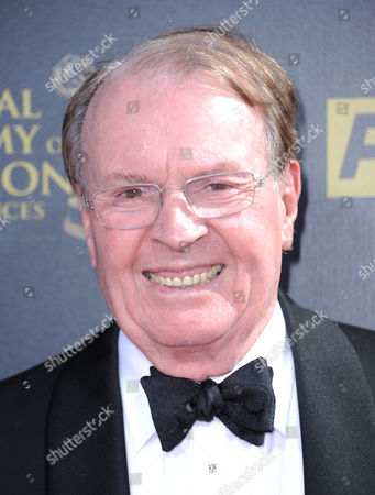 Charles Osgood arrives at the 42nd annual Daytime Emmy Awards at Warner Bros. Studios, in Burbank, Calif